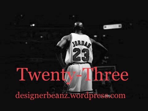 Twenty-Three